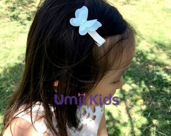 Mini Butterfly Hair Clip