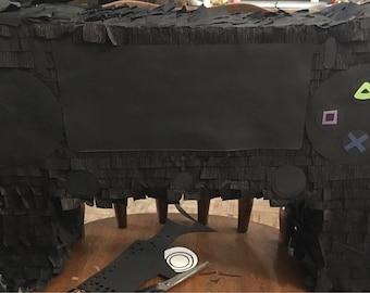 Game Controller Piñata, PS4 controller