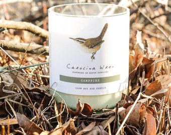 Campfire - Soy Wax Candle