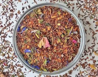 "Ecological Redbush Rooibos Tea ""FOR TODDLERS"" 50G./1,77OZ * Rooibos Tea 100% Ecological * Christmas Rooibos Tea, Herbal Tea, Vegan"