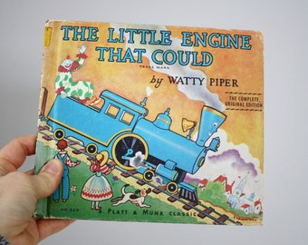 1961 The Little Engine That Could by Watty Piper