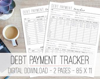 Schulden auszahlung | Etsy