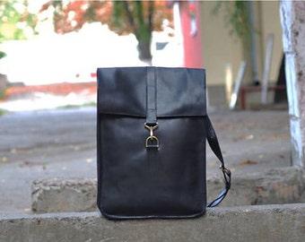 Leather backpack, mens leather backpack, leather rucksack, leather backpack women, leather bag, leather laptop backpack, school backpack