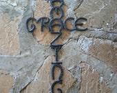 Amazing Grace Cross Craft...