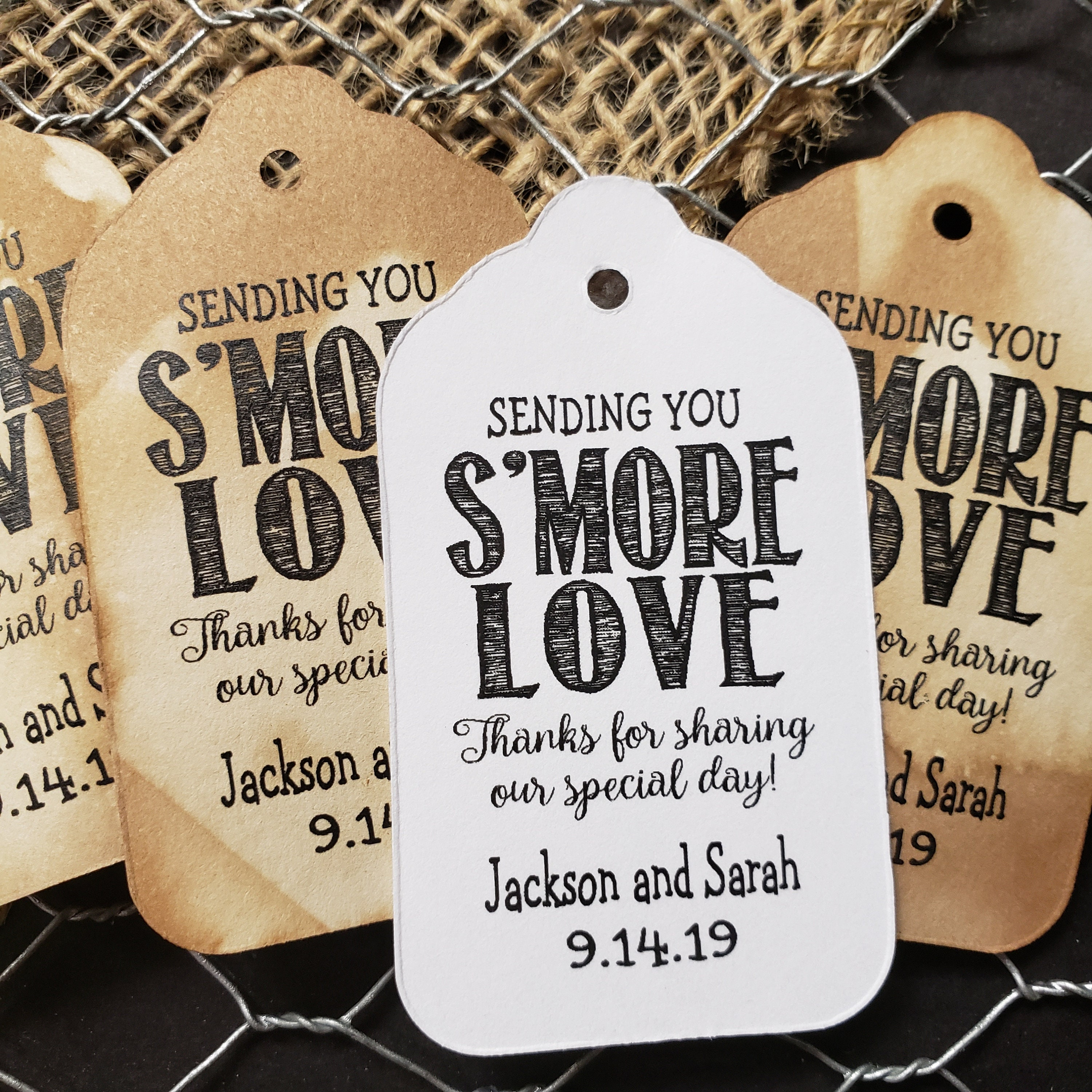 Sending You Smore Love Thanks for Sharing our Special Day (my MEDIUM ...