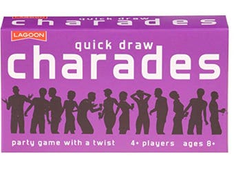 New Quick Draw Charades - Wacky Party Games