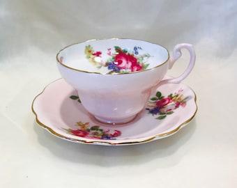 Vintage EB 1850 Foley Tea cup & Saucer