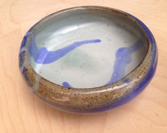 "Ceramic Bowl - Hand Thrown (6"" Wide)"