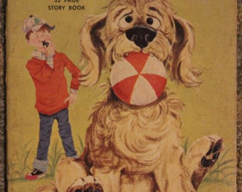 The Little Puppy Who Learned to Behave: A Full Color 32 Page Story Book | Charlotte Zolotow (1955)