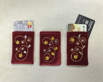 Gift cases for credit cards