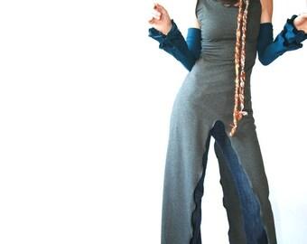 CHAPS DRESS women dress best selling trending items long dress maxi dress day ankle length dress full length dress grey dress handmade