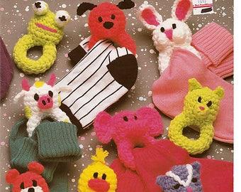 Sock Sorters Crochet Pattern Annies Attic 87S92