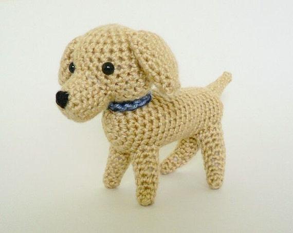 Amigurumi Dog Crochet Patterns : Pdf amidogs labrador amigurumi dog crochet pattern