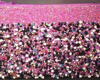 Wristlet Purse Pink