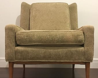 Paul McCobb! Mid Century Modern Paul McCobb for Directional lounge chair