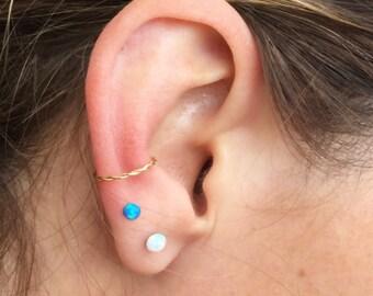 Gold Hoop Cartilage Hoop