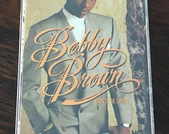 Bobby Brown Don't Be Cruel Cassette