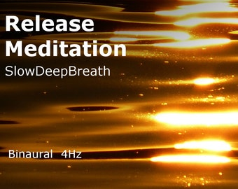 Release Meditation Music mp3 - Natural river sounds with binaural beats. Support your meditation, Achieve meditation success direct download