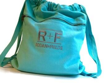 Rodan + Fields Tote, Bag, R+F, Rodan and Fields, Beach Bag, Totebag, Backpack, Cinch Sack