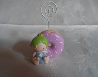 miniature donut resin door boy name pictures