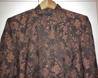 Vintage Kamiko Brocade Jacket Size 14 Great Condition