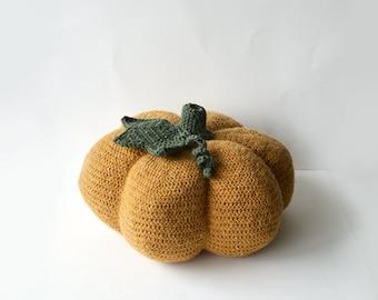XL Pumpkin Crochet Pattern, Crochet Pumpkin Pattern, Halloween Pumpkin Crochet Pattern, Seasonal Pattern, Autumn Pumpkin Crochet Pattern