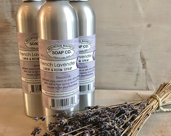 French Lavender Linen and Room Spray