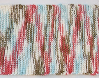 Knit Dishcloth/Kitchen Towel
