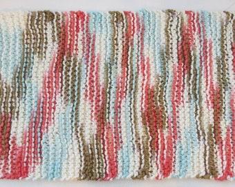 Knit Dishcloth/Kitchen Towel