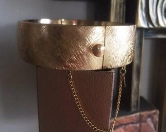 1970's Gold Tone Bracelet