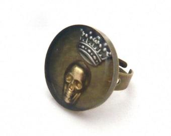 ring skull king