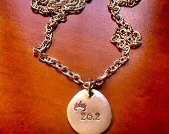 Marathon Princess Necklace
