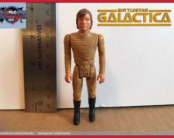 Vintage 1978 Battlestar Galactica Lt. Starbuck from Mattel