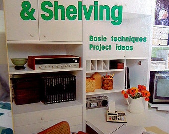 A sunset book etsy wall systems shelving a sunset book vintage how to on etsy home projects gift for him gift for her do it yourself book christmas solutioingenieria Images