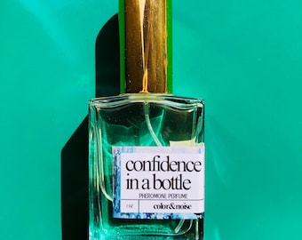 Confidence In A Bottle - Pheromone Perfume