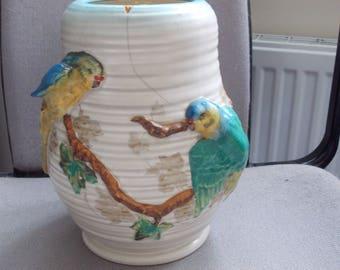 Clarice Cliff Art Deco Vase