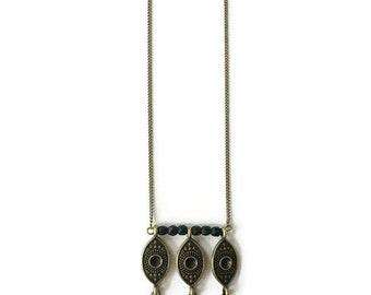 Doli Bronze necklace.