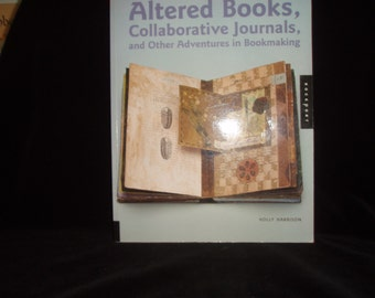 ALTERED BOOKS, a manual