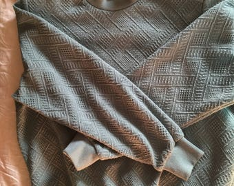 Textured Alfred Dunner Sweater