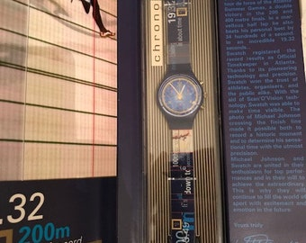 Swatch Gold Medal SCZ400 pack