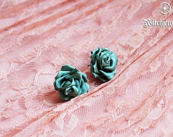 "The earrings ""Roses"""