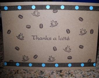 Thanks A Latte 1