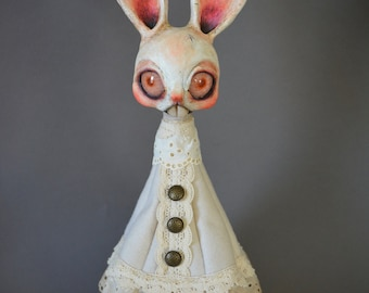 Imogene - original music box sculpture