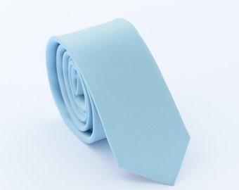 Solid Light Blue Wedding Ties.Men Ties. Neckties for Men.Groomsman Ties.Business Ties Ties