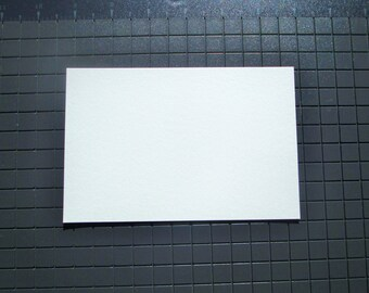 ACEO Artist Trading Card Blanks Acrylic  246 lb. Paper High Quality Paper ATC Blank Art Cards ATC