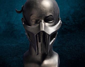 Noob Saibot Mortal Kombat 9 mask