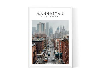 New York Poster| Nyc Print| New York Print| Nyc Poster| Nyc Wall