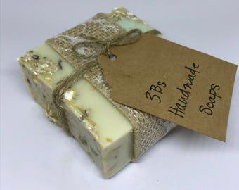 Summertime  Shea Butter Soap