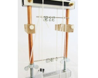 Bead Weaving No Warp-Ends Kit for 8, 12 or 16 Inch Loom Sizes