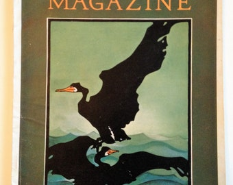 Nature Magazine February Vol 17 No 2 1931 Vintage Nature Magazine